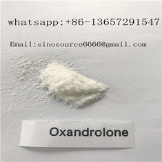 China Oxandrolone Anavar Oral Anabolic Steroids High Purity White Powder For Muscle Gain supplier