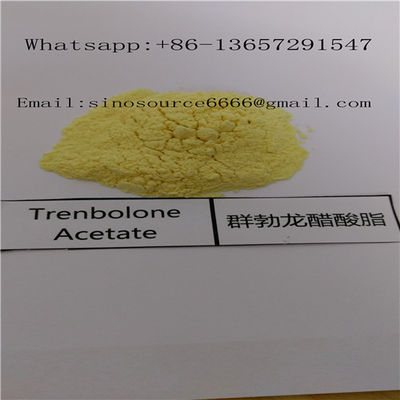 China Injection Steroid 100mg/ml Trenbolone Acetate CAS 10161-34-9 Enterprise Standard supplier