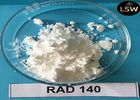 China Effective Sarms Cutting Cycle Steroids RAD-140 Bodybuilding White Powder CAS 118237-47-0 factory