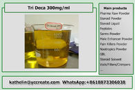 China Oil Based Tri Deca 300 NPP Nandrolone Undecanoate Hormone Liquid Raw Materials factory
