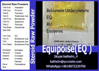 China Bodybuilding Equipoise Boldenone Undecylenate EQ / BU Steroid Yellow Liquid factory