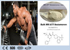 China Losing Fat Sarms Bodybuilding Supplements Nutrobal Mk 677 Powder CAS 159752-10-0 Ibutamoren factory