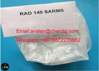 China CAS 1182367-47-0  99% Purity White Oral SAM Weight Loss Powder RAD-140 Testolone for Muscle Building factory