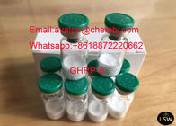 China Pharmaceutical Grade Human Growth Hormone Peptide GHRP-6 White Freeze Dried Powder factory