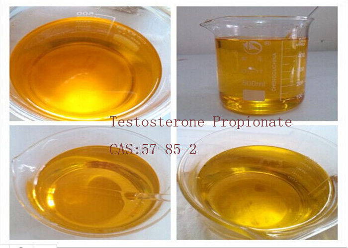 250mg/ml Injectable Fast Muscle Growth Steroids Liquild Testosterone Cypionate CAS 58-20-8