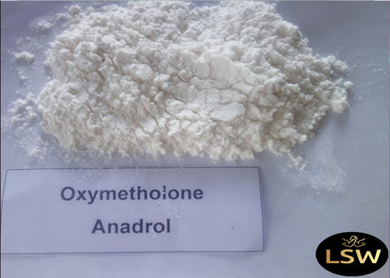 Oral Anabolic Steroids Oxymetholone White Powder CAS 434-07-1 Anadrol for Bodybuilding Cutting
