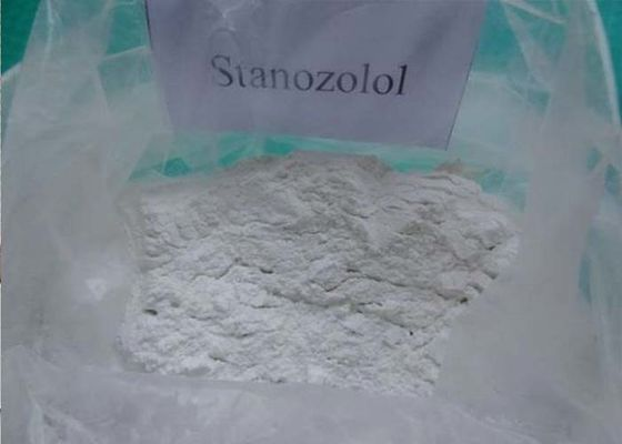Oral  Steroids Powder Winstrol / Stanozolol CAS 10418-03-8 for Bulking Mass