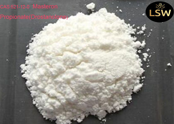 Masteron / Drostanolone Propionate Anabolic Cutting Cycle Steroid Powder CAS 521-12-0