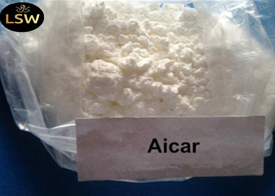 Healthy Bodybuilding Fat Loss Supplements AICAR CAS 2627-69-2 Pharmaceutical Grade