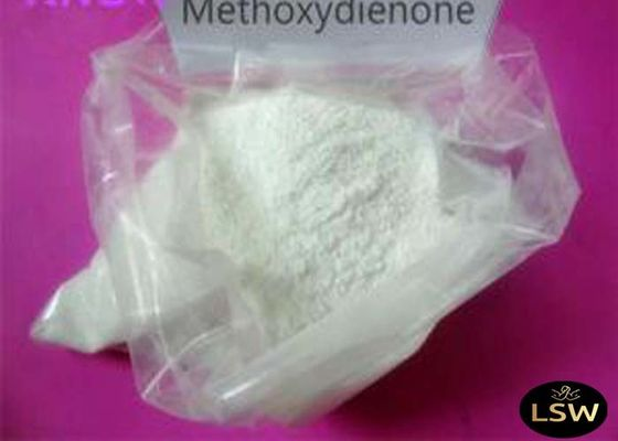 Methoxydienone Legal Anabolic Steroids Healthy Pharmacy Intermidiate CAS 2322-77-2