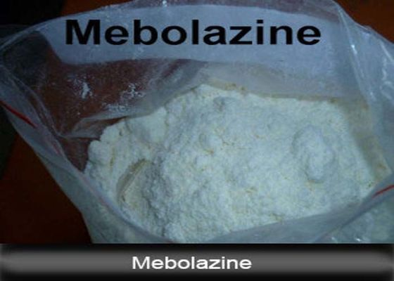 Mild Estrogenic Drugs Mebolazine Powder CAS 3625-07-8 White Color 99% Purity