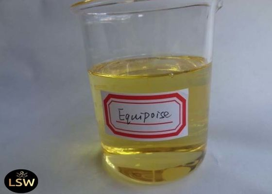 Boldenone Undecylenate Liquid Hormone For Musclebuilding 13103-34-9 Equipoise Yellow Oil