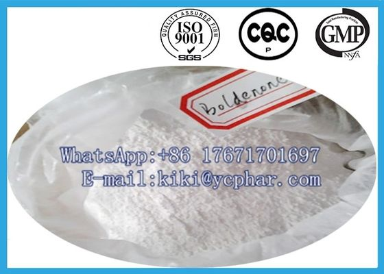 CAS 846-48-0 Legal Anabolic Steroids Boldenone Base Steriods Raw Powder