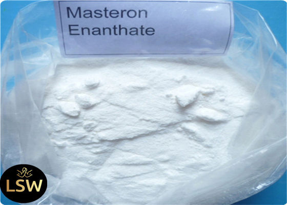 White Masteron Steroid Drostanolone Enanthate / Masterone For Bodybuilding CAS 13425-31-5 99% Purity