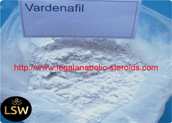 White Sex Enhancing Drugs Raw Powder Vardenafil CAS 224785-91-5