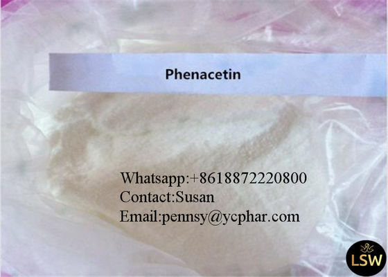 Antipyretic and Analgesic Phenacetin Pharmaceutical Garde For Pain - Relieving And Fever - Reducing