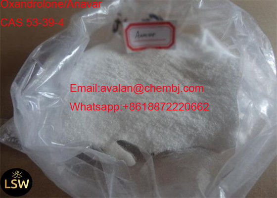 Pharmaceutical Grade Fat Burning Steroids Oxandrolone Anavar Oxandrin CAS 53 39 4
