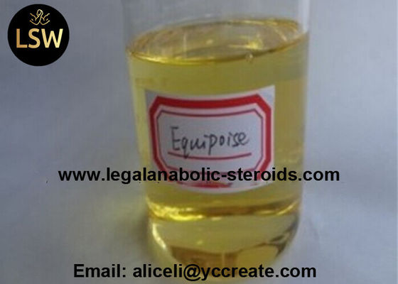 Raw Equipoise Liquid Boldenone Steroids , Boldenone Undecylenate Yellow Liquid CAS 13103 34 9