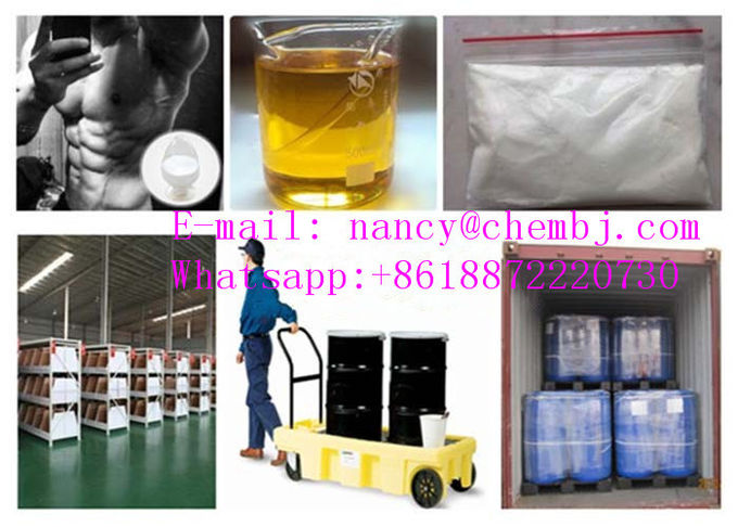 White Powder Legal Anabolic Steroids Trestolone Acetate  Injectable MENT CAS: 6157-87-5